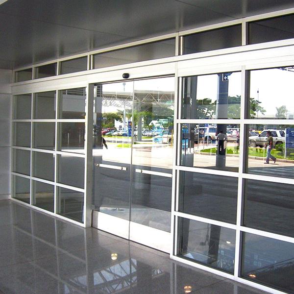 Motor Alse para Puerta automática de alto transito