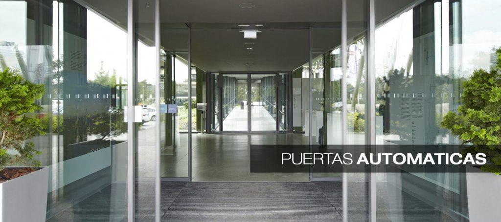 Puertas automáticas Alse sensor de apertura