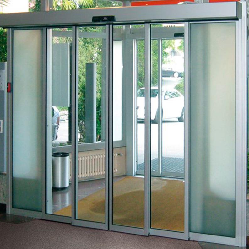 Puerta corrediza automática Alse